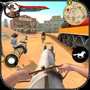 Cowboy Horse Riding Simulation