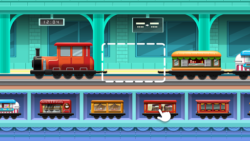 Train Builder - Train simulator & driving Games 1.1.6 screenshots 1