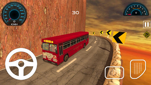City Transport Bus Simulator 2021 - Free Bus Game  screenshots 7