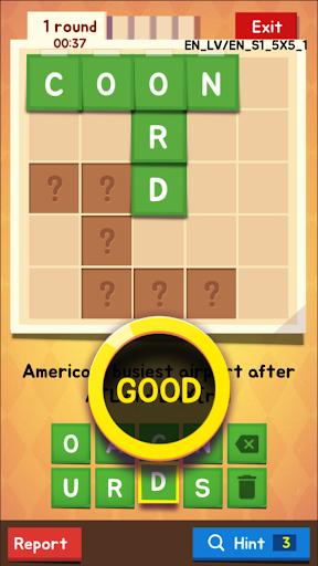 crossword daily! screenshot 3