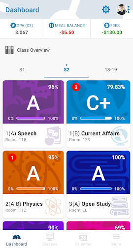 PowerSchool Mobile 2.4.2 Screenshots 1