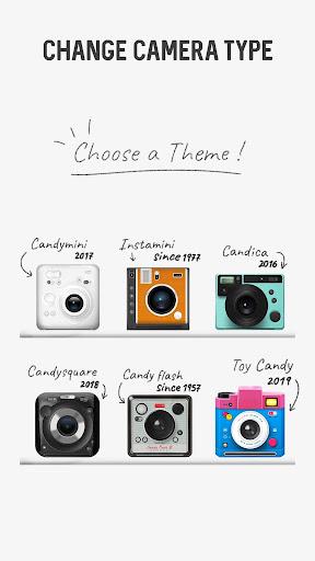 InstaMini - Instant Cam, Retro Cam  Screenshots 2