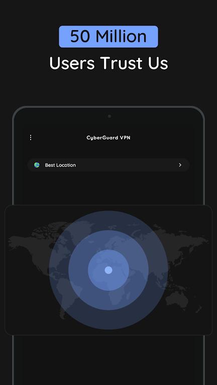 CyberGuard VPN   Fast & Secure Free VPN - Proxy  poster 10