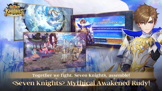 Seven Knights For Android (MOD, Unlimited Money) 2