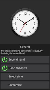 Clock screenshots 11
