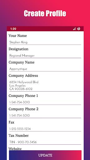 Letterhead Maker US 2021 - Free Premium Templates 3.6 screenshots 2
