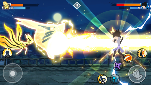 Stickman Shinobi : Ninja Fighting  screenshots 1