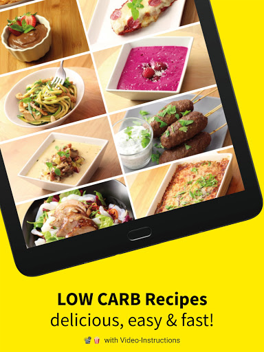 Foto do Keto Recipes, Keto Meal Plan, Carb Calorie Counter