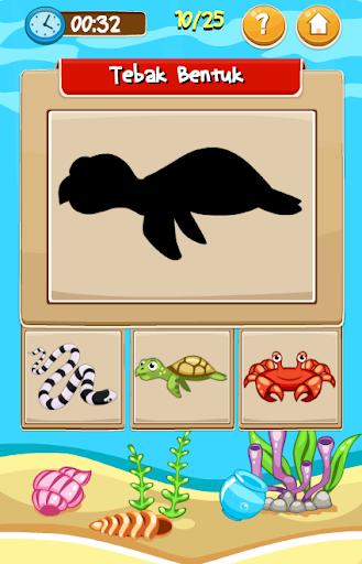 Game Anak Edukasi Hewan Laut 2.6.2 screenshots 7