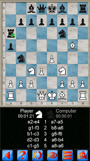 Chess V+, solo and multiplayer board game of kings screenshots 8