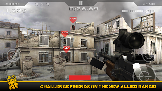 Gun Club 3 MOD APK (Unlimited Money) 2