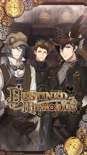 Destined Memories : Romance Otome Game 2.1.8 screenshots 1
