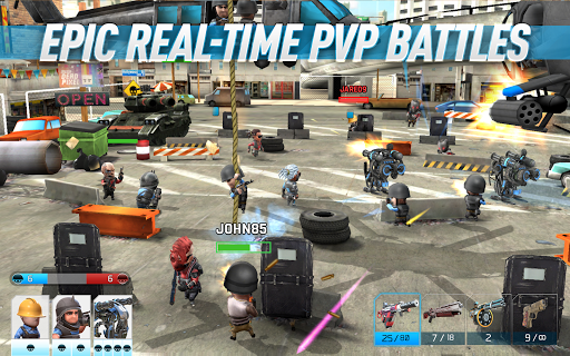 WarFriends: PvP Shooter Game 4.2.0 screenshots 13