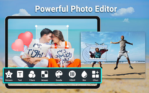 HD Camera - Video, Panorama, Filters, Photo Editor 1.7.6 Screenshots 14