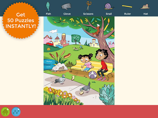 Hidden Pictures Puzzle Town u2013 Kids Learning Games android2mod screenshots 6
