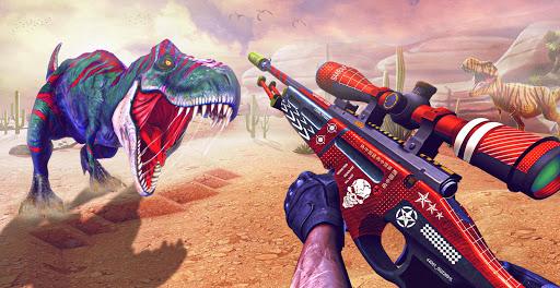 Dinosaur Hunter - Dinosaur Games 2021 4.0 screenshots 8