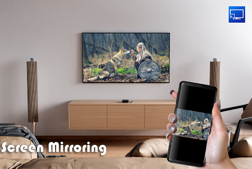 Screen Mirroring - TV Cast 1.0 Screenshots 7
