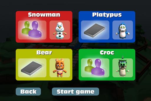 Ludo 3D Multiplayer  screenshots 12