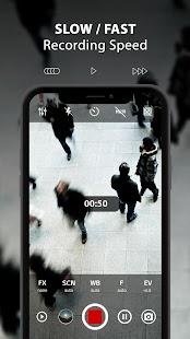 ProCam X ( HD Camera Pro ) Screenshot