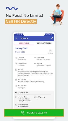 WorkIndia Job Search App - Work From Home Jobs apktram screenshots 5