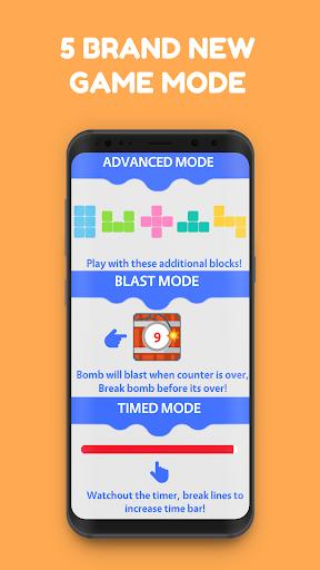 Sudoku Tiles - Block Sudoku Puzzle,5 New Game Mode 3.6 screenshots 1