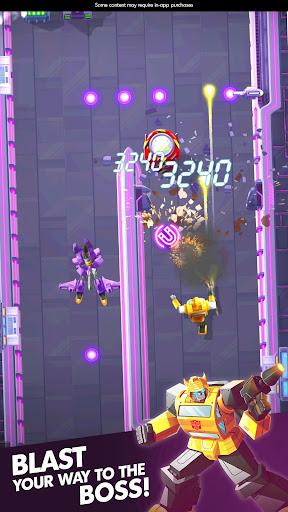 Transformers Bumblebee Overdrive: Arcade Racing 1.5 Screenshots 2