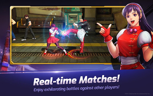 The King of Fighters ALLSTAR 1.7.3 screenshots 13
