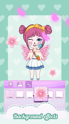 Chibi Dolls: Dress up Games & Avatar Creator 1.0.5.1 screenshots 5