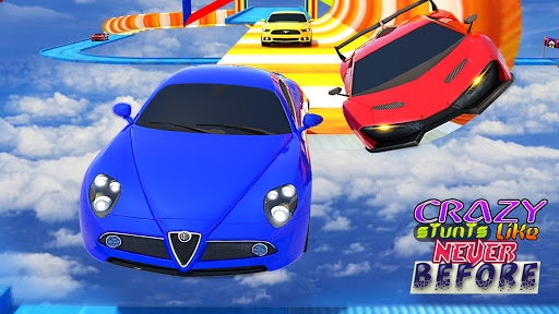 Extreme Car Driving - GT Racing Car Stunts Race 3D 1.0 screenshots 3