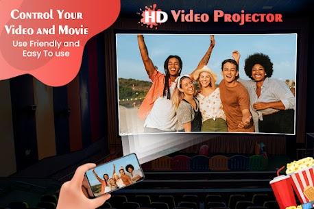HD Video Projector Simulator Apk 4