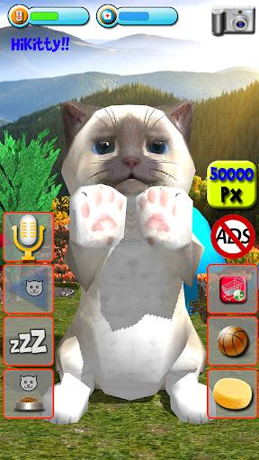 Talking Kittens virtual cat that speaks, take care 0.6.7 screenshots 1