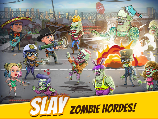 Zombieland: AFK Survival  screenshots 15