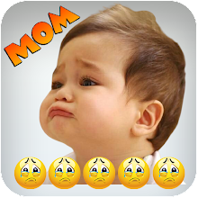 Funny Babies Stickers/Funny Stickers/Baby Stickers icon