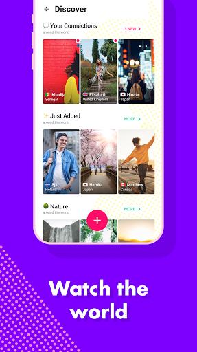 Ablo - Make friends worldwide Apkfinish screenshots 3