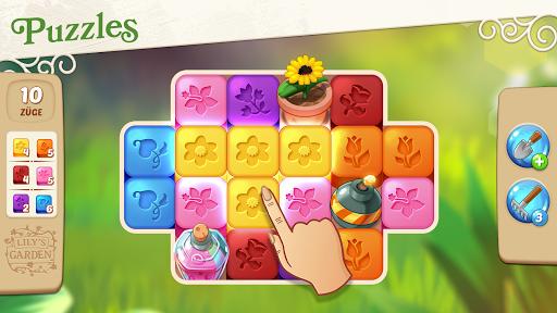 Code Triche Lily's Garden (Astuce) APK MOD screenshots 4