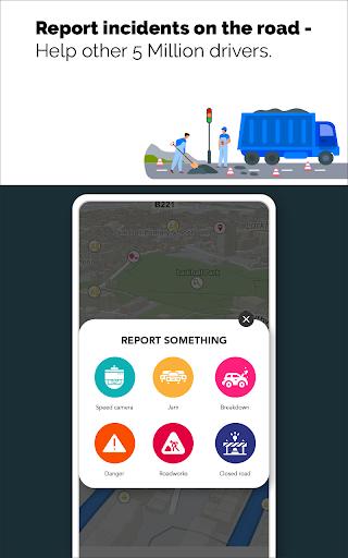 GPS Live Navigation, Maps, Directions and Explore  Screenshots 11