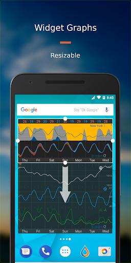 Flowx: Weather Map Forecast 3.330 Screenshots 5