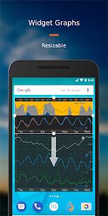 Flowx Mod Apk: Weather Map Forecast (Pro Gold/Paid Unlocked) 8