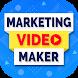 Marketing Video Maker, Promo Slideshow Video Maker