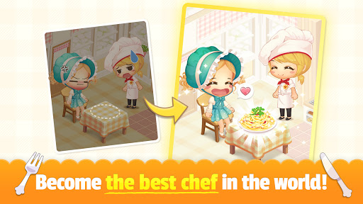 My Secret Bistro - Play cooking game with friends 1.8.6 screenshots 19