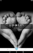 Baby Countdown Widget screenshot thumbnail