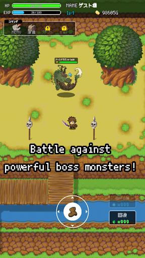 LevelUp RPG 2D  screenshots 11