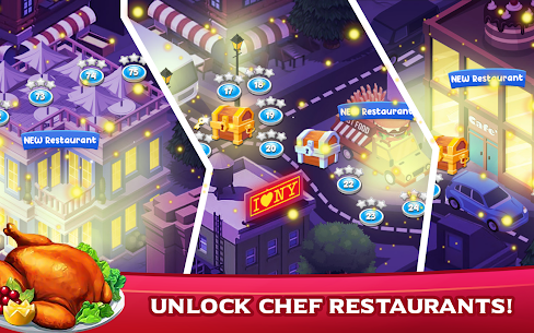 Cooking Mastery – Chef in Restaurant Games 7