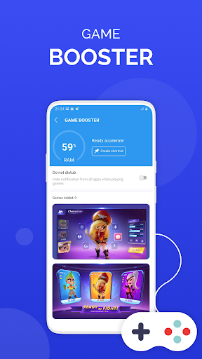 AZ Cleaner and Phone Booster screenshot 4