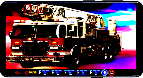 American Siren Ambulance And Firefighters 2