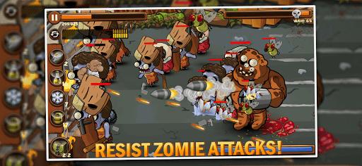 Grampa vs The Zombies