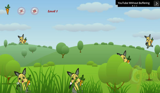 Rabbit Hit For PC Windows (7, 8, 10, 10X) & Mac Computer Image Number- 5