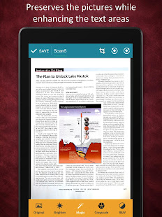 Smart Doc Scanner: Free PDF Scanner App