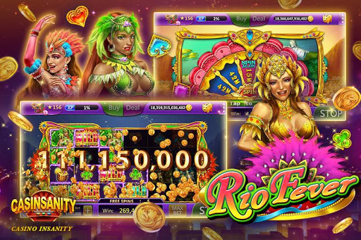 Casinsanity Slots u2013 Free Casino Pop Games 6.7 screenshots 5