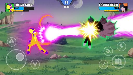 ud83dudc4aStick Fighter: Legendary Dragon Battle  screenshots 3